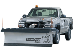 pick up MD75 snow blade